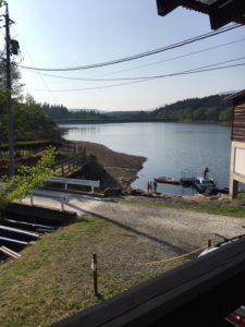 ブログ用 椛の湖